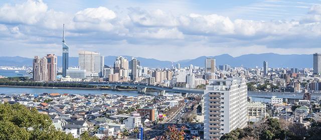 福岡県の地域情報・特色