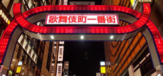 歌舞伎町・西新宿・新宿御苑エリアの特色