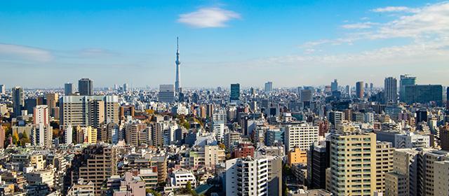 東京都の地域情報・特色