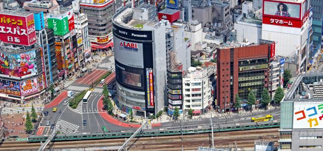 歌舞伎町・西新宿・新宿御苑エリアの観光スポット情報